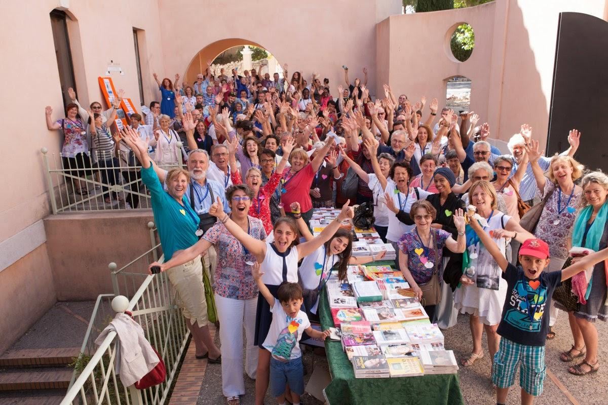 Mariapolis Marseille 2017 «Se lancer pour l'unité, un essai d'optimisme»